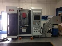 Used CNC Vertical Multi Axis Turning Centers