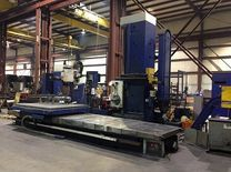 Used CNC Horizontal Boring Machiunes