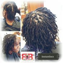 Braids by Bee can start dreadlocks in any size length or width client request.