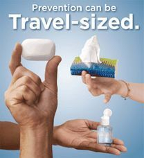 Prevention is Travel Size