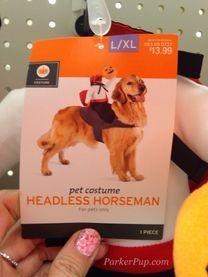 Target Advertisement Halloween Costume