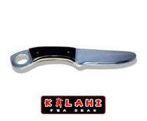 Aluminum Knife with polymer grip