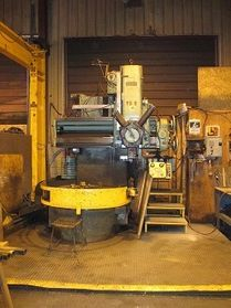 Used CNC Vertical Boring Mills and Lathes