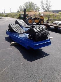 Tank Rolls and Vessel  Rotators