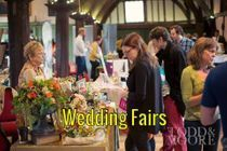 Fleur Adamo wedding flowers York wedding fairs