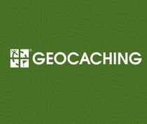 Geocaching logo in green