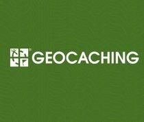 Geocaching logo in green