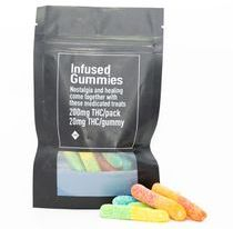 Edibles are THC-infused food products in some shape or form, such as baked goods, gummies, or chocolates. Josh Hawkes, a Denver-based