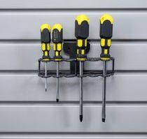 SCREW DRIVER RACK SLATWALL