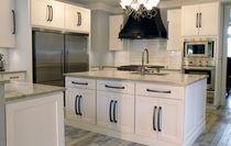 modern white shaker kitchen