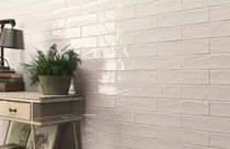 modern subway tile white