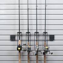 FISHING POLE STORAGE SLATWALL