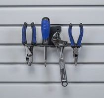 SMALL TOOL RACK SLATWALL