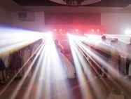 Schela de lumini, spectacol de lumini