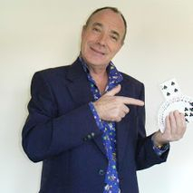 Magician in essex - children's and adults
