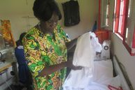 Tailoring Programme for refugee women