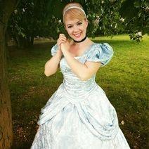 Cinderella Character Entertainer
