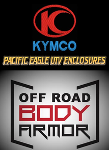 KYMCO Off Road Body Armor