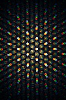 dmt hexagons trippy 3d 4d image