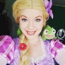 Rapunzel Character Entertainer - Essex