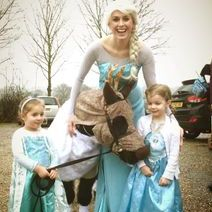 Elsa Impersonator Essex, London Kent
