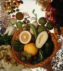 we use the highest quility of fruit and vegetables