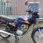 yamaha ybr 125 nuneaton warwickshire bedworth coventry