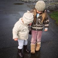 puddle jumping sisters