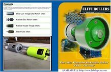 Elite Reusable Roller Bearings and Conveyors