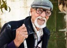 old man in Ikaria, so greek2m, greek2m