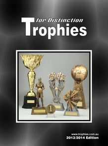 Various Sports Trophies