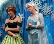 Frozen Children's Entertainers Essex London and Kent