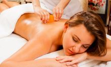 gua-sha massage and acupuncture for back pain, shoulder pain and neck pain.