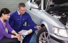 car servicing, general log book servicing