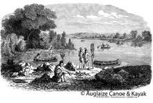 As you float along the banks of our rivers, you will encounter views of the river that the settlers, British and Americans Armies once saw. The Indian encampments were also located along these riverbanks.