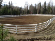 UCFI Arena in Wells Gray Park