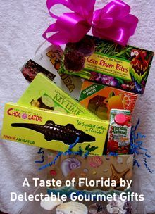 Sunhine Florida Gift, Florida Oranges,coconut chocolates,Florida Gift Box,Hospitality, Hotel Gifts ,clearwater beach, Florida