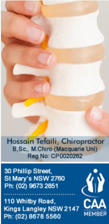 A Family Chiropractor Sydney NSW