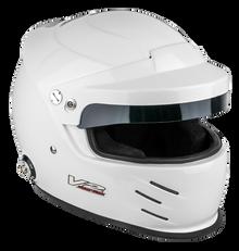 Vulcan Racing V2Sport Vent Peaked touring car racing fia sa2015 helment hans posts best prices uk