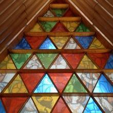 Cardboard Cathedral Christchurch South Island