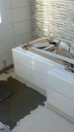 Full bathroom tiling, All work done to the best standard.