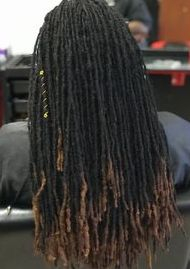 Braids By Bee caters to natural dreadlocks known as the Dread doctor