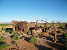 Pioneer History, Beltana Station, Flinders Ranges, South Australia