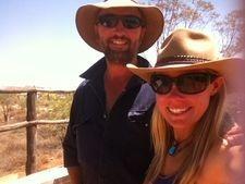 Camel Trekking Hosts Camel Safaris Russell and Tara Outback Australian Camels