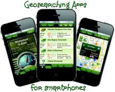 Geocache apps to use on your smartphone