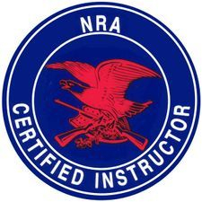 NRA Certified Instructor for pistol training