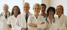 Clinical Research Training for Physicians