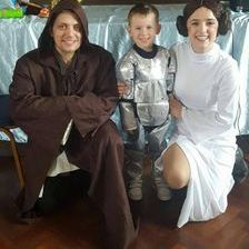 Star Wars Party Entertainer