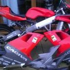aprilia rs 125 for sale warwickshire
