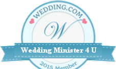Find me on your favorite wedding sites